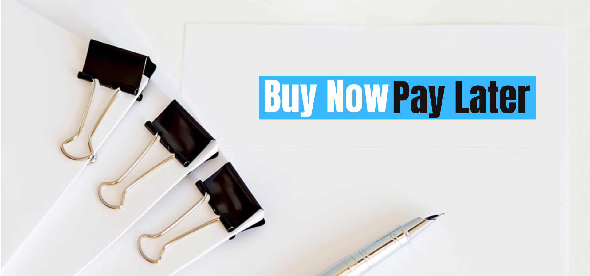 Buy Now Pay Later – No Credit Check? The Better Layaway Plan